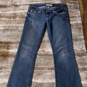 Revolution by Revolt Boot-Cut Jeans